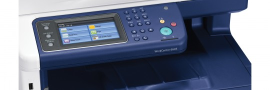 6605 control panel