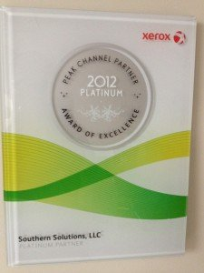 2012 Reseller Recognition