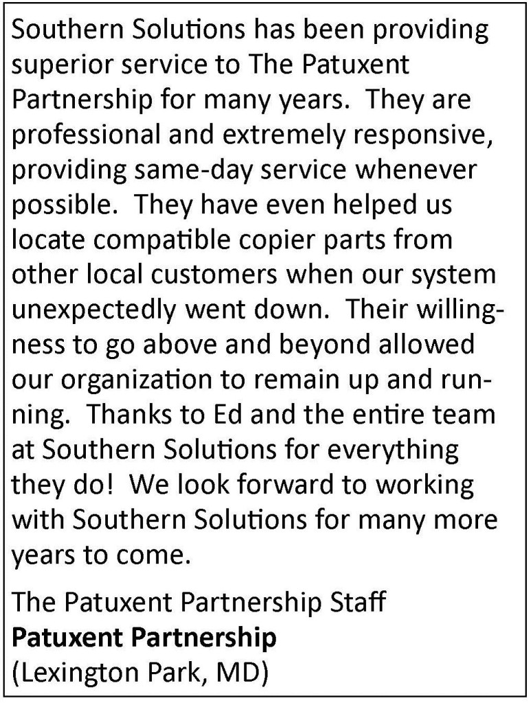 Pax Partnership Quote