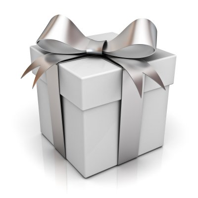 Present-Box-with-Silver-Bow