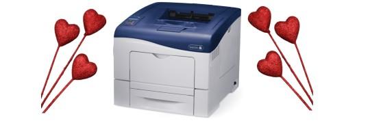 2014.02.11 V-Day 6600 Printer Exchange