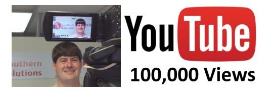 2014.07.01 100,000 YouTube Video Views