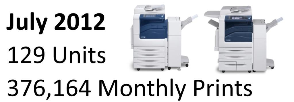 Print Management Solutions 2012