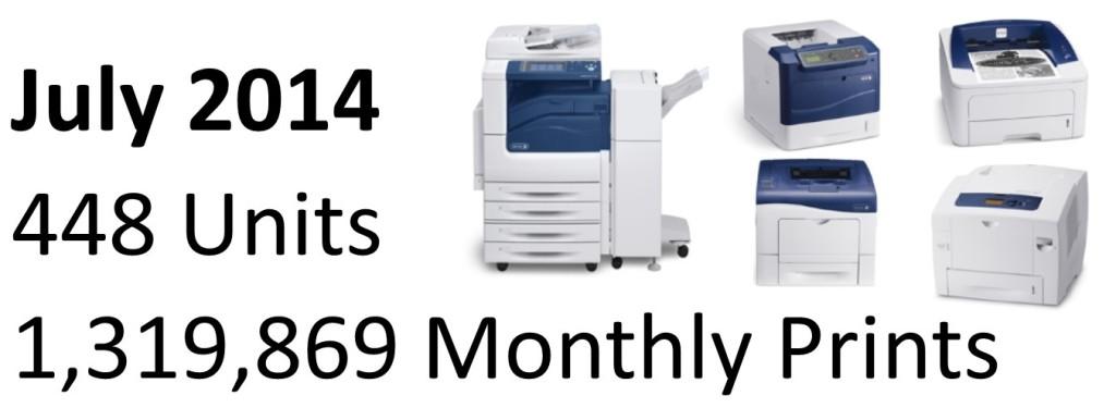 Print Management Solutions 2014