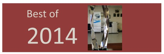 2014.12.08 Best of 2014 Innovative Award