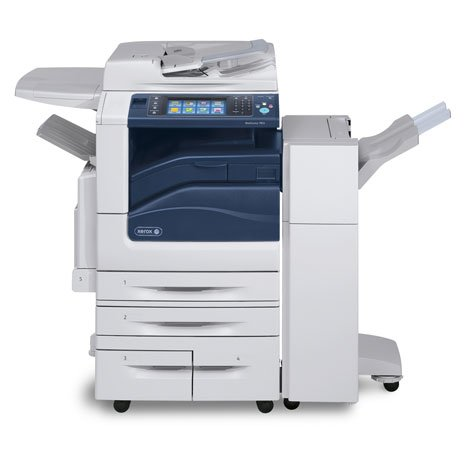 Firmware Management for Xerox Copiers