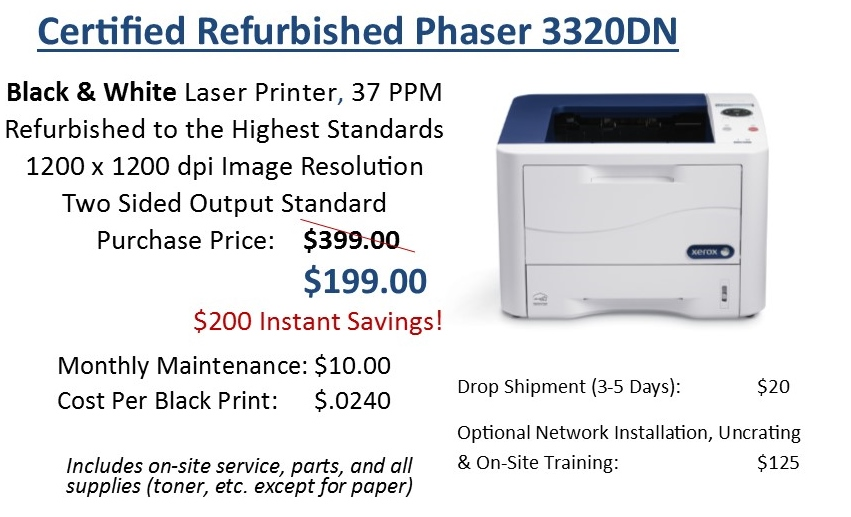 Winter Savings Color Printers 1.7.16 Alex 2