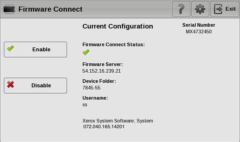 Automatic Firmware Updates App
