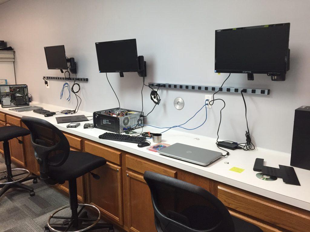 IT workroom