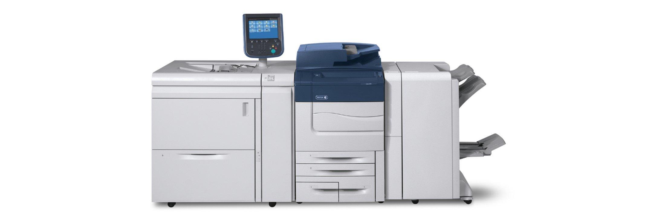 Print Center Operator