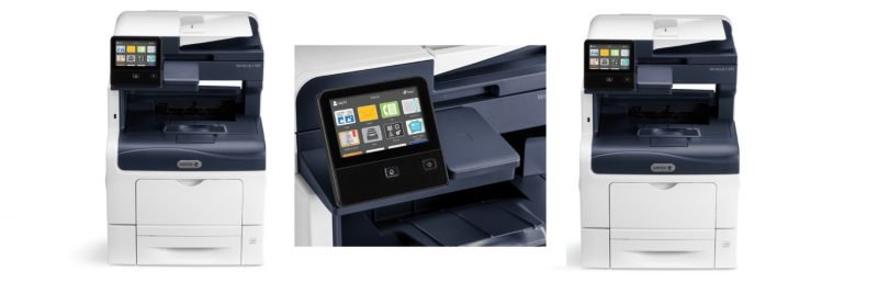 Printers in different views