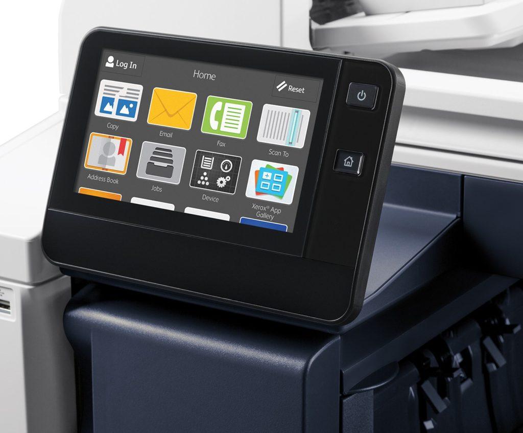 Xerox VersaLink Control Panel • Just•Tech
