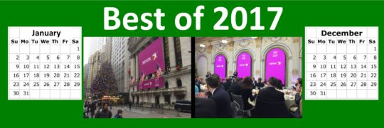2017.12.27 Best of 2017 NYSE