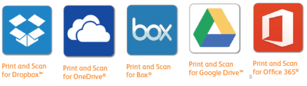 Print & Scan Cloud Apps from Xerox • Just•Tech