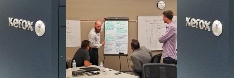 Xerox Professor training