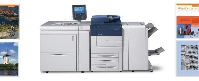 The New Xerox Color C60/C70 Pro