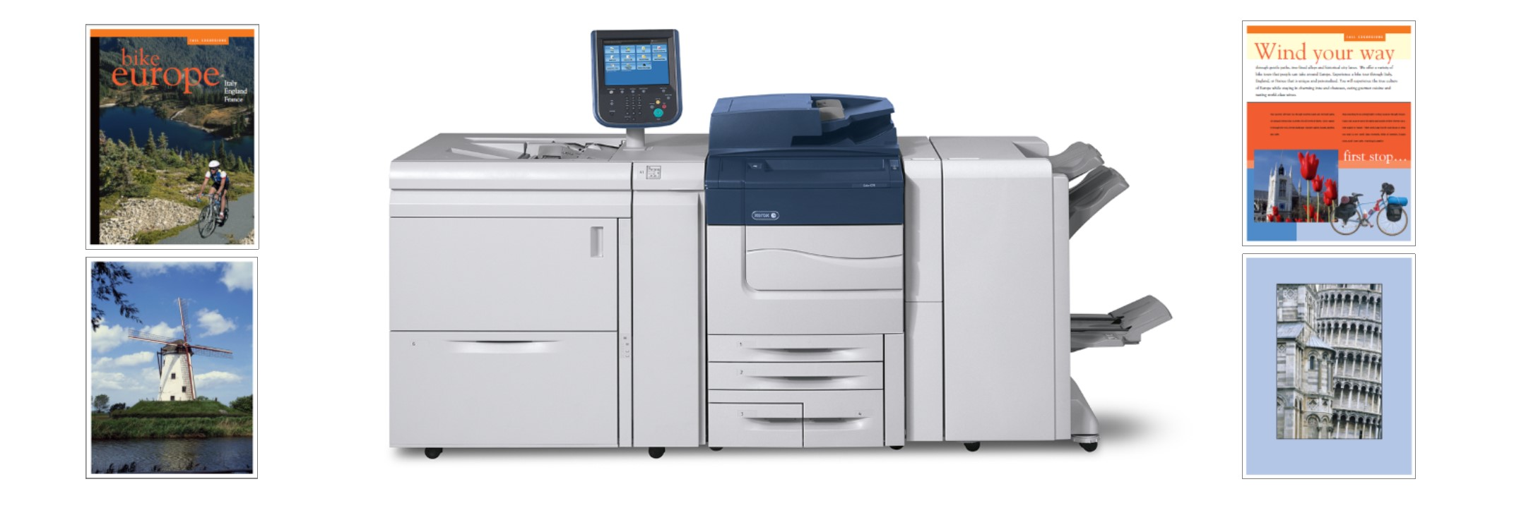The New Xerox Color C60/C70 Pro • Just•Tech