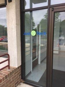 just tech glass doort