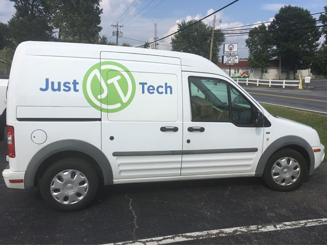 Northern VA, VA Shenandoah Valley & Eastern Panhandle of WV - Just Tech - IT Solutions