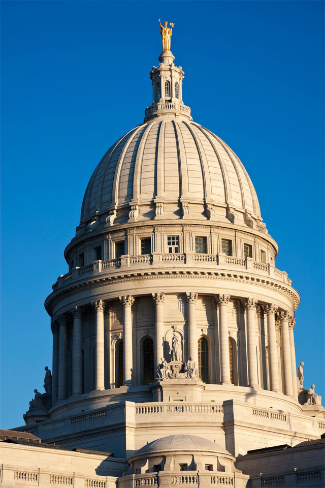 state of capitol of wisconsin