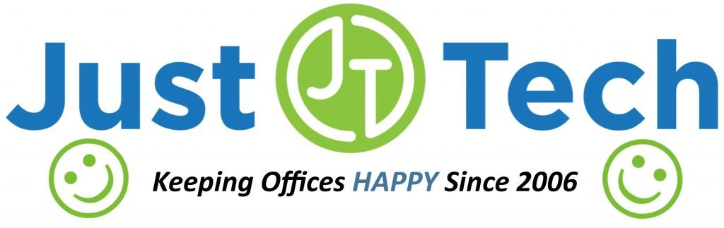 Just Tech Happy Offices since 2006 Image