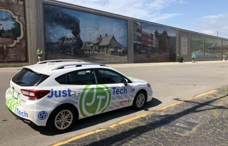 IT & Network Support South Eastern Ohio - Just Tech