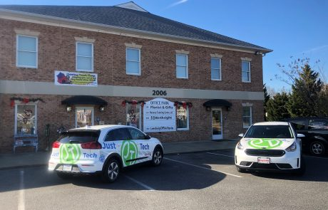 North Eastern VA and VA Northern Neck - Just Tech - Print & IT Solutions